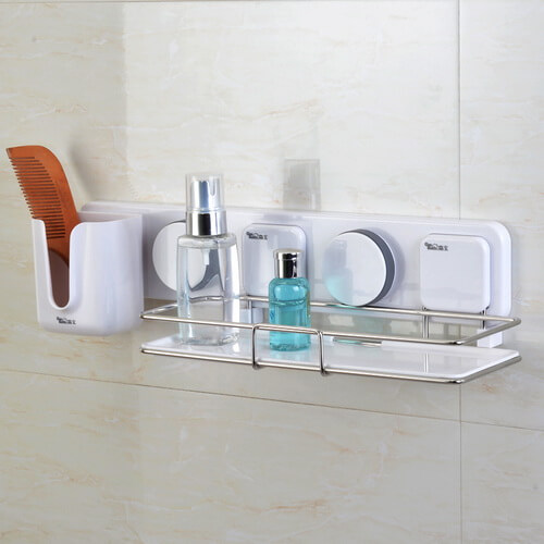 bath caddy with suction cups 263003 using