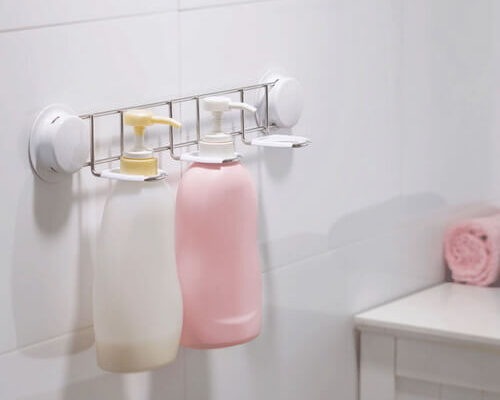 shampoo holder for shower