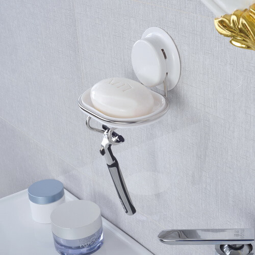 soap dish for shower suction cup 260120 using