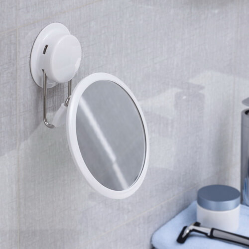 suction cup mirror 260132