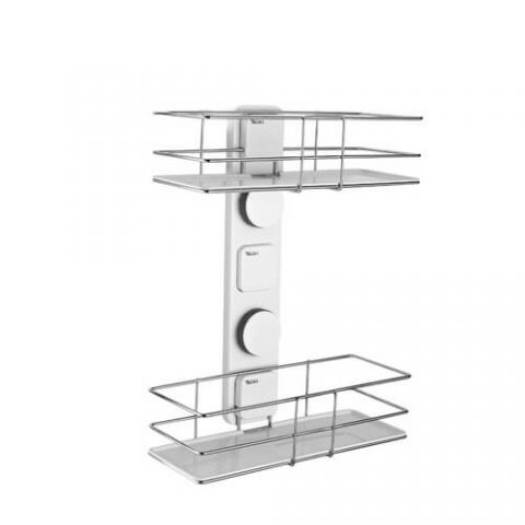 suction cup shower shelf 263005