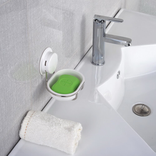suction cup soap dish 260119 using