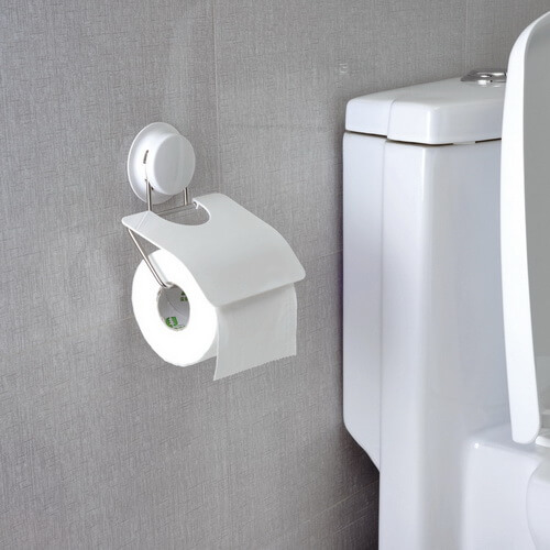 suction toilet roll holder 260028