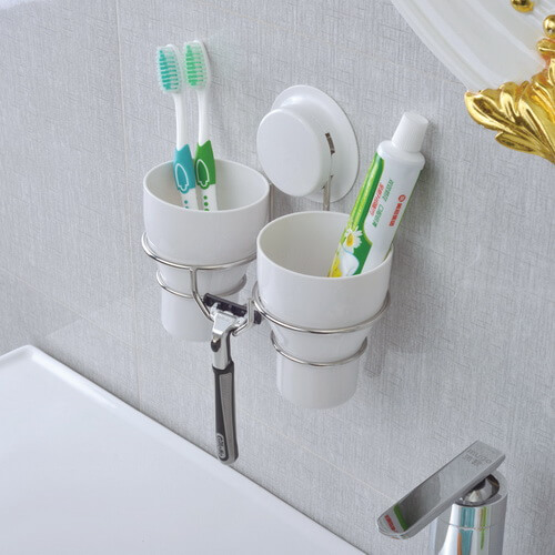 toothbrush holder suction 260048